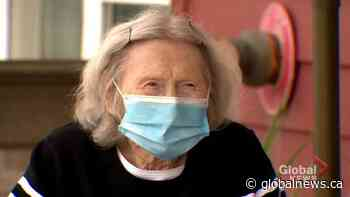 Making it through at 102: Meet Alberta's oldest COVID-19 survivor