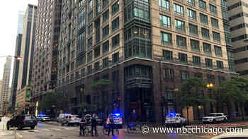 No Injuries Reported at PNC Centre Bank Robbery in the Loop