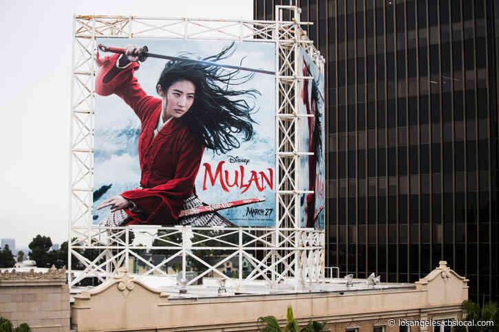 Disney Delays 'Mulan' Release Again Due To Surge In Coronavirus Cases
