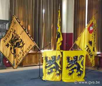 Vlaggen vervangen Vlaams feest (Temse) - Gazet van Antwerpen