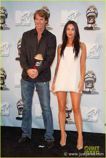 Megan Fox Once Talked About Being Sexualized by Michael Bay at 15 & The Quotes Are Going Viral Now | megan fox with michael bay 04 - Photo - Just Jared