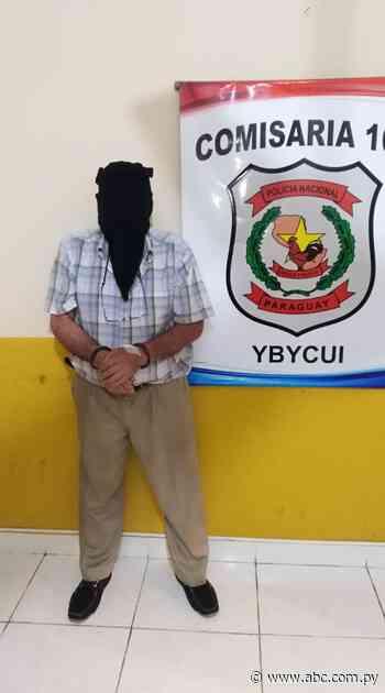 Imputan a exconcejal de Ybycuí por supuesto homicidio - Nacionales - ABC Color