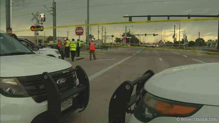 Cyclist Killed, Hit By Train While Crossing A Line Tracks At Quebec & Smith Road