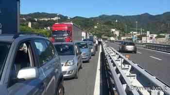 Autostrade, code in A10 tra Voltri e l'allacciamento con la A26 - IVG.it