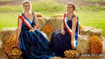 Event in Hohenlockstedt: Pellkartoffeltage wegen Corona abgesagt: Weitere Amtszeit für Christin Hollm und Emelie Soltau | shz.de - shz.de