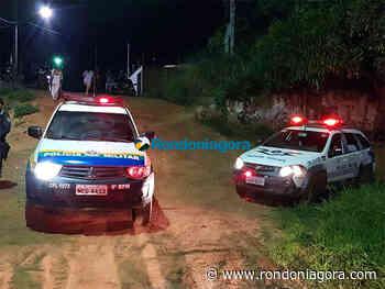 Homem é assassinado em frente a bar em União Bandeirantes - Jornal Rondoniagora