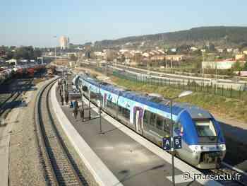 Les TER entre Gardanne et Meyrargues à l'arrêt pour travaux jusqu'en décembre - Marsactu