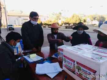 Cadena solidaria: recolectan S/ 300000 para implementar planta de oxígeno en Sicuani - Agencia Andina
