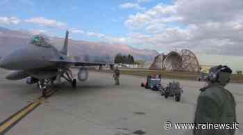 Intensa attività addestrativa alla base Usaf di Aviano - TGR Friuli Venezia Giulia - TGR – Rai
