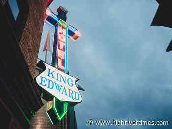 King Eddy back in business - High River Times