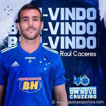 Diretoria do Cruzeiro anuncia a contratação de Raúl Caceres - Gazeta Esportiva