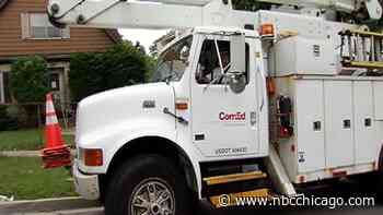 Over 17K ComEd Customers Without Power Following Evening Storms