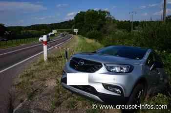TORCY : Le frein à main de la voiture en panne a lâché - Creusot-infos.com