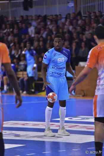 Seine-et-Marne. Formé à Torcy, Aurélien Tchitombi évoque son confinement et son manque de handball - actu.fr