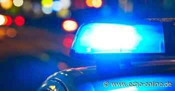 Kriminelle stehlen Zigarettenautomat in Griesheim - Echo Online