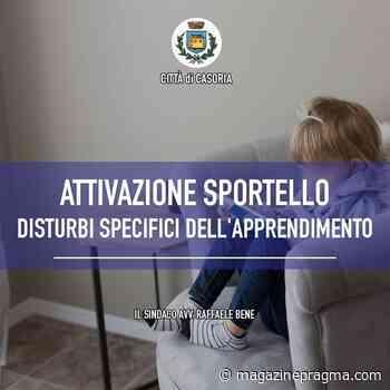 """Casoria, dal 16 giugno attivo lo sportello""""parent training"""" - Magazine Pragma"""