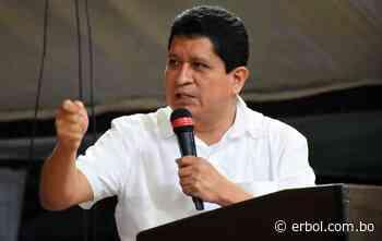 Gobernador de Pando confirma que dio positivo al Covid-19 - Red Erbol