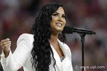 Demi Lovato plays Google Translate Songs on 'Tonight Show' - UPI News