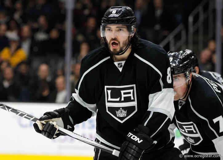 Kings draw No. 2 pick in NHL draft lottery; Ducks No. 6