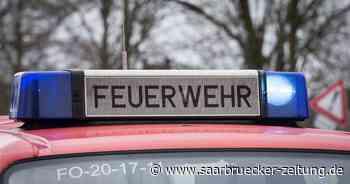 Feuerwehr Kirkel im Einsatz - Saarbrücker Zeitung