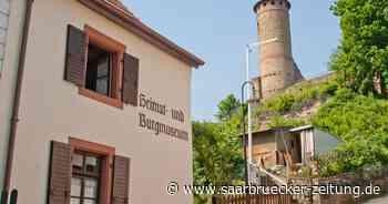 Bund fördert Heimat- und Burgmuseum Kirkel mit 6426 Euro - Saarbrücker Zeitung