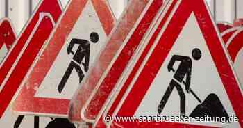 Straßenarbeiten in Kirkel beginnen - Saarbrücker Zeitung