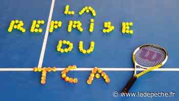 Aucamville. Tennis : la reprise s'amorce - ladepeche.fr