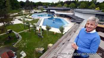 Bad Sassendorfer Bad gut besucht - Soester Anzeiger