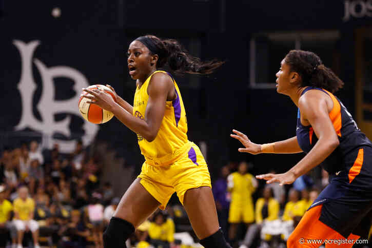 Sparks players Chiney Ogwumike and Kristi Toliver to sit out WNBA season