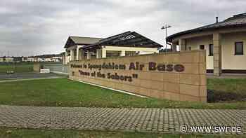 Sorge in Spangdahlem um Abzug von US-Truppen - SWR