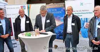 Bürgerinitiative Nordsaarlandklinik kämpft für eine Klinik für Wadern - Saarbrücker Zeitung