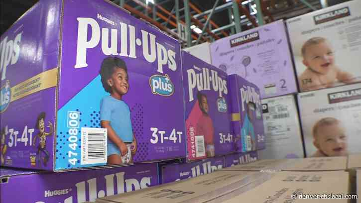Nearly 1 Million Diapers Collected For Families In Need
