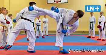 Karate Dojo Lübeck: Darum lebt der Olympia-Traum von Patrick Urban wieder - Lübecker Nachrichten