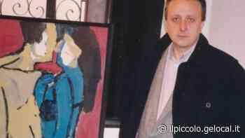 Gorizia, l'artista Riz e il contagio al 5° test: «Chiarezza sulla morte di Flavio» - Il Piccolo