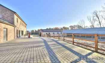 Immo in de kijker: woning met stallen, binnen- en buitenpiste in Huldenberg! - equnews.be