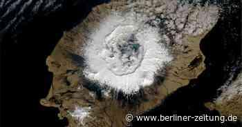 Gewaltiger Vulkanausbruch beschleunigte Untergang der alten Römer - Berliner Zeitung