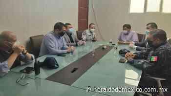 Gobernador Tello instruye GLC para aumentar nivel de seguridad en Fresnillo - Heraldo de México