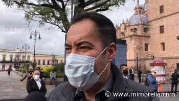 Autoridades, listas para visita de AMLO a Michoacán: Herrera Tello - MiMorelia.com