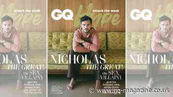 Nicholas Hoult doesn't hate interviews any more - British GQ