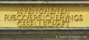 Versicherer führen: Munich Re-Aktien klettern über 200-Tage-Linie | Nachricht - finanzen.net
