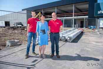 Globus in Lendelede breidt uit met 1.500 vierkante meter - Krant van Westvlaanderen