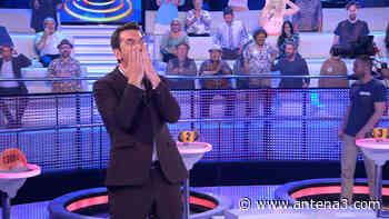 El sexi movimiento de Palmira Gogó que ha dejado impresionado a Arturo Valls - Antena 3