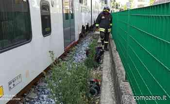 Mariano Comense, anziana in carrozzina sbalzata dal treno: ferita ma miracolosamente viva - ComoZero