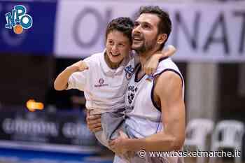 Ufficiale, la NP Olginate annuncia la conferma di capitan Marco Tagliabue - Serie B - Basketmarche.it