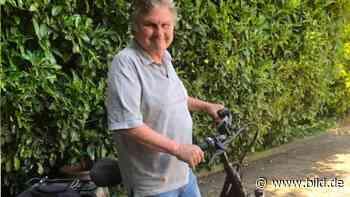 Nettetal: Verfolgungsjagd mit E-Bike – Rentnercop stellt Drogenschmuggler - BILD