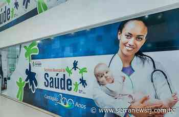 Saúde Básica de Cantagalo está entre as cinco melhores do Estado - Serra News