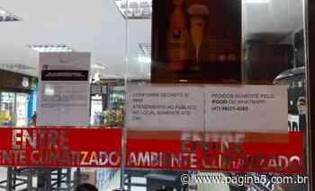 Adega Maringa, de Balneário Camboriú, é fechada por estar funcionando após as 23h - Jornal Página 3