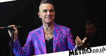 Robbie Williams to leave family's coronavirus vaccine decision to wife - Metro.co.uk