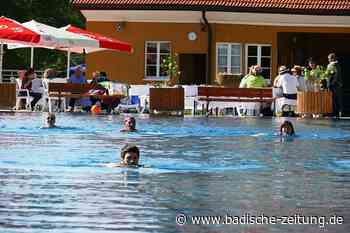 Alemannenbad in Staufen öffnet am Freitag - Staufen - Badische Zeitung