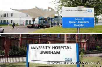 Lewisham and Greenwich hospitals ease visiting restrictions - This is Local London